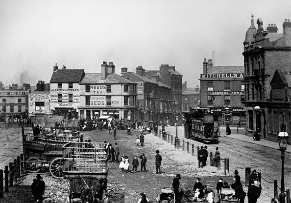 1890-1899「Smithfield Market」:写真・画像(1)[壁紙.com]