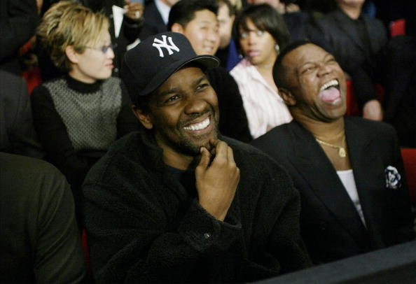 Roy Jones「Denzel Washington sits ringside」:写真・画像(11)[壁紙.com]