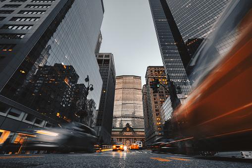 Traffic「nyc downtown skyscrapers」:スマホ壁紙(9)