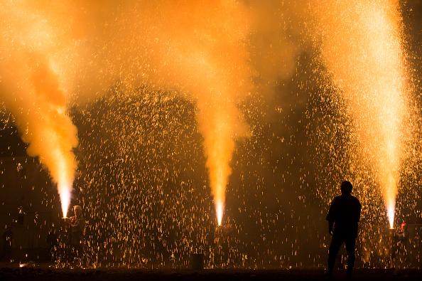 Tokai Region「Hand-held Firework Festival In Toyohashi」:写真・画像(18)[壁紙.com]