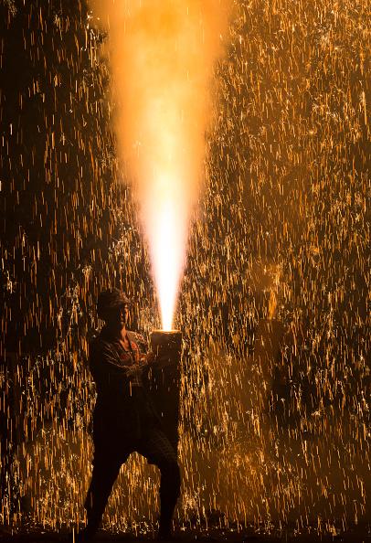 Tokai Region「Hand-held Firework Festival In Toyohashi」:写真・画像(1)[壁紙.com]