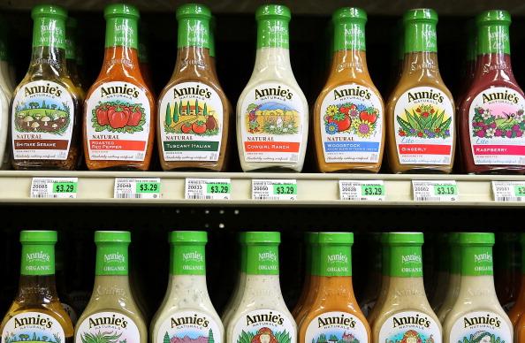Salad「Organic Food Maker Annie's Stock Rises Sharply After IPO」:写真・画像(13)[壁紙.com]
