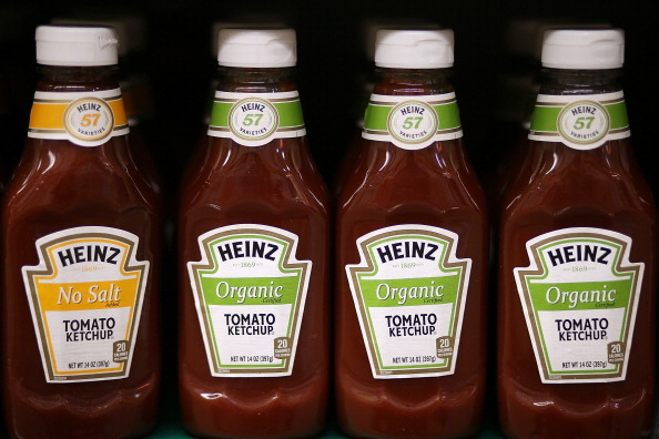 Condiment「Berkshire Hathaway And 3G Capital To Buy Heinz」:写真・画像(7)[壁紙.com]