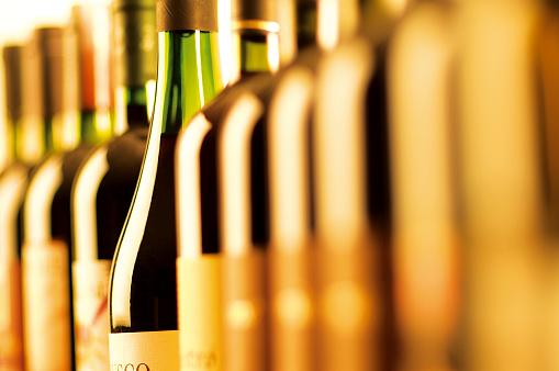 Shallow「Bottles of wine」:スマホ壁紙(12)