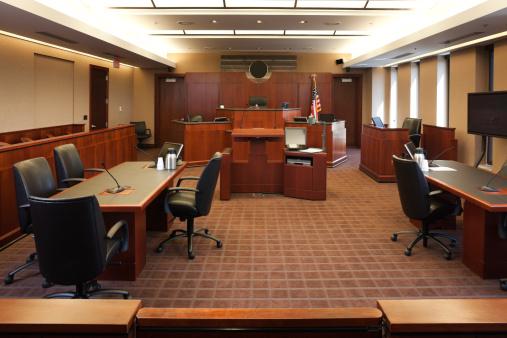 Government Building「Federal Courtroom.」:スマホ壁紙(7)