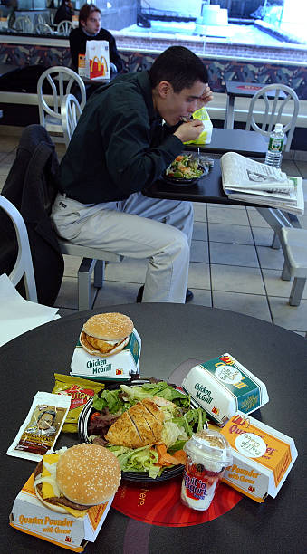 McDonalds Offers Real Life Choices Diet In New York City:ニュース(壁紙.com)