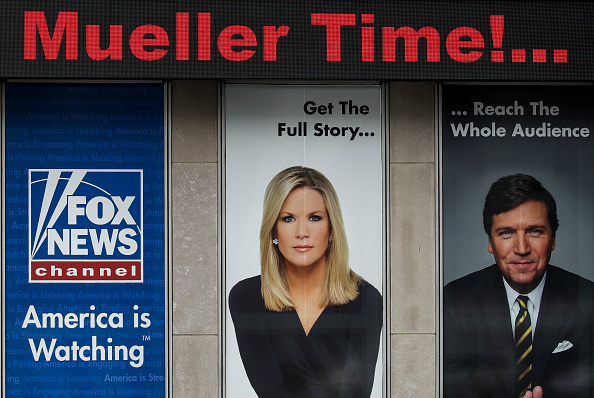 Fox Photos「Special Counsel Robert Mueller Makes A Statement On Russia Investigation」:写真・画像(6)[壁紙.com]