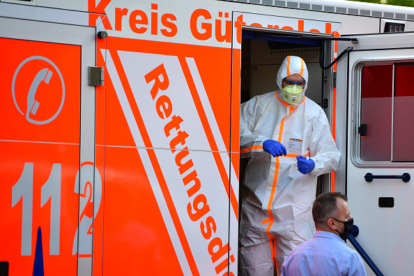 Germany「Guetersloh Region Considers Lockdown As Covid-19 Infections Skyrocket Among Meat Plant Workers」:写真・画像(14)[壁紙.com]