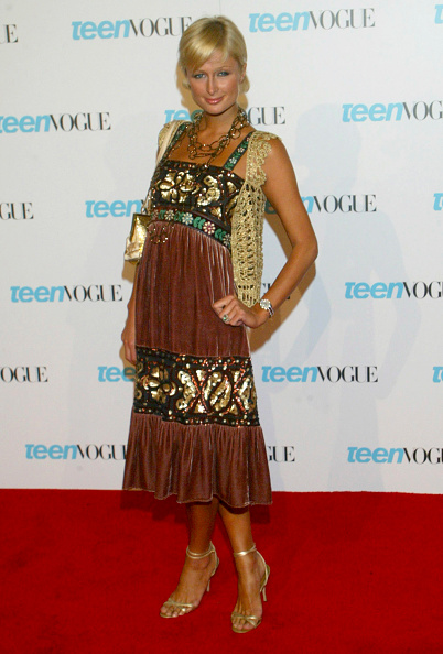 Gold Shoe「Teen Vogue Young Hollywood Issue Party」:写真・画像(10)[壁紙.com]