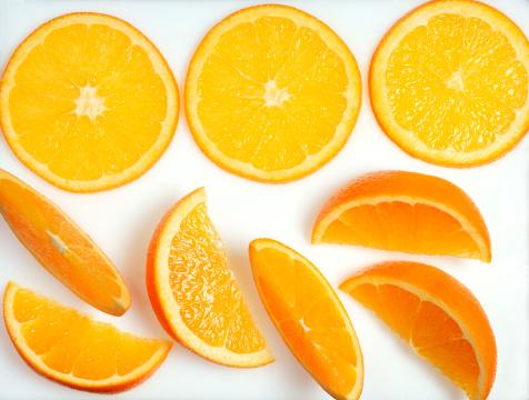 Halved「Orange slices」:スマホ壁紙(9)