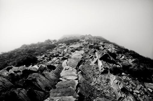 Uncertainty「Edge of the cliff」:スマホ壁紙(7)