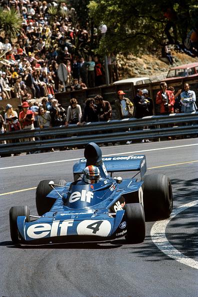 Paul-Henri Cahier「François Cevert, Grand Prix Of Spain」:写真・画像(0)[壁紙.com]