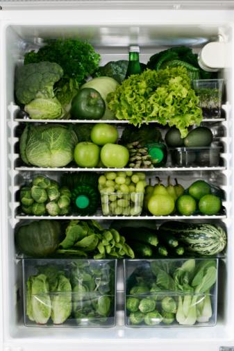 Nutritional Supplement「Fidge filled up with green vegetables and fruit」:スマホ壁紙(8)