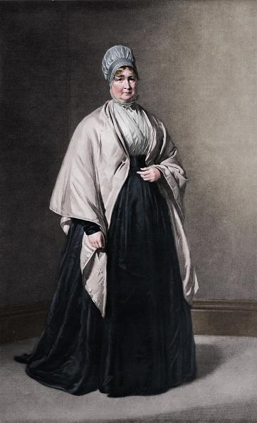 Philanthropist「Mrs Elizabeth Fry 1780-1845」:写真・画像(1)[壁紙.com]