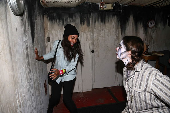 Fear「SLEEPY HOLLOW Visits Queen Mary's Dark Harbor」:写真・画像(11)[壁紙.com]