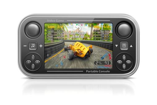 Leisure Games「portable video game console」:スマホ壁紙(13)