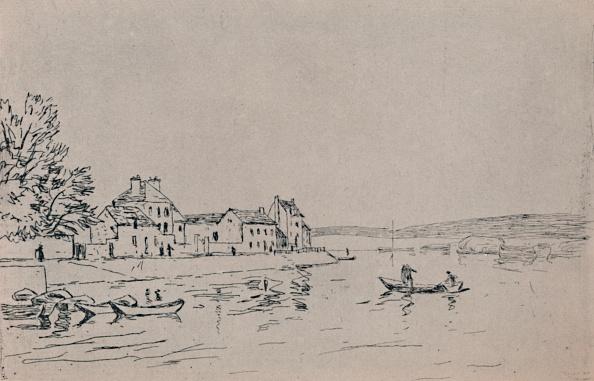 T 「The Banks Of Loing Circa 1880s」:写真・画像(19)[壁紙.com]