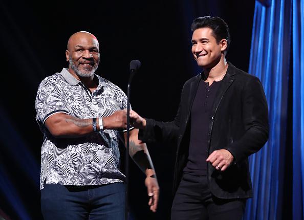 Tyson Fury「2019 iHeartRadio Podcast Awards Presented By Capital One – Show」:写真・画像(15)[壁紙.com]