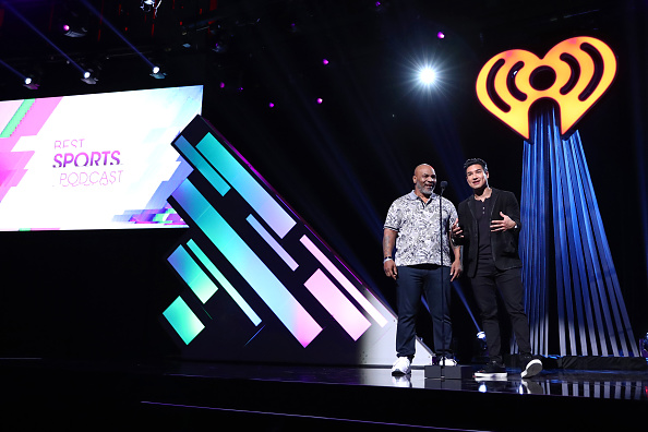 Tyson Fury「2019 iHeartRadio Podcast Awards Presented By Capital One – Show」:写真・画像(17)[壁紙.com]