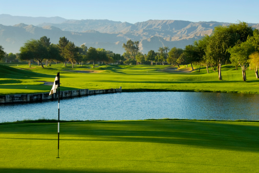 Putting Green「Golf Resort Palm Springs」:スマホ壁紙(18)