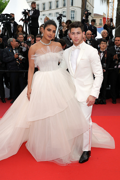 """Wedding Dress「""""Les Plus Belles Annees D'Une Vie"""" Red Carpet - The 72nd Annual Cannes Film Festival」:写真・画像(3)[壁紙.com]"""