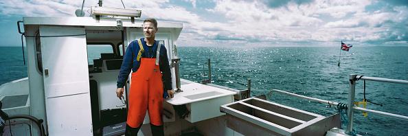 Fisherman「Brexit Worries From The Irish Border」:写真・画像(1)[壁紙.com]