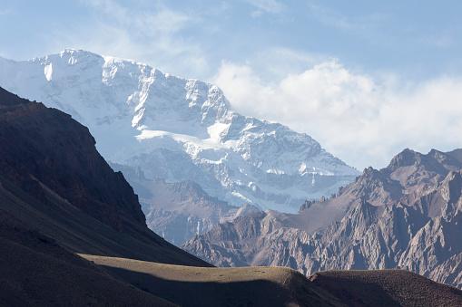 アコンカグア山「Mountain Aconcagua in Argentina」:スマホ壁紙(6)