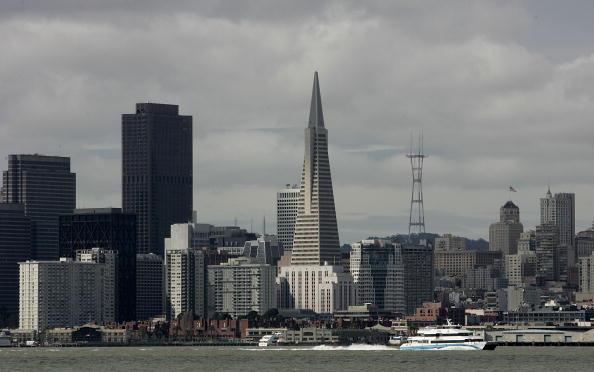 San Francisco - California「San Francisco Skyline」:写真・画像(4)[壁紙.com]