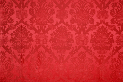 Velvet「Red vintage wallpaper background texture」:スマホ壁紙(5)