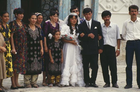Uzbekistan「A Wedding」:写真・画像(1)[壁紙.com]