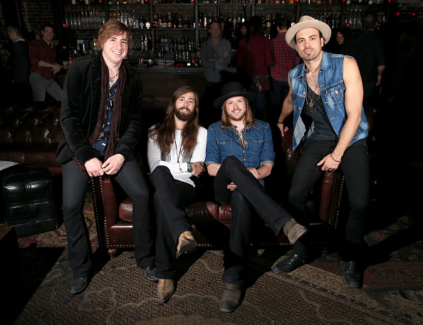 Horse「BMLG/Republic Nashville Present A Thousand Horses At The Sayers Club In Hollywood」:写真・画像(8)[壁紙.com]