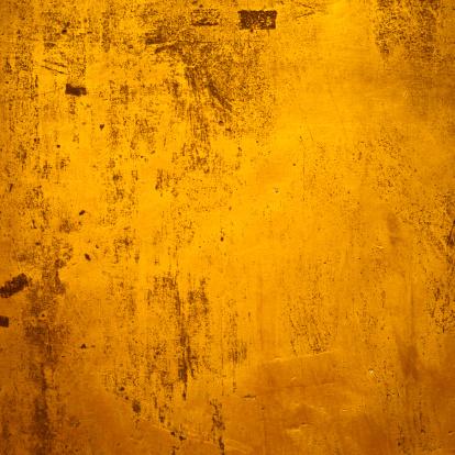 Rusty「Background: Golden grunge texture」:スマホ壁紙(1)