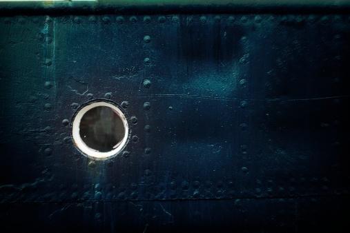 Porthole「Background of a ships porthole - effect」:スマホ壁紙(15)