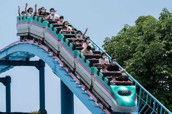 Rollercoaster「Japan Slowly Recovers From Coronavirus Outbreak」:写真・画像(13)[壁紙.com]