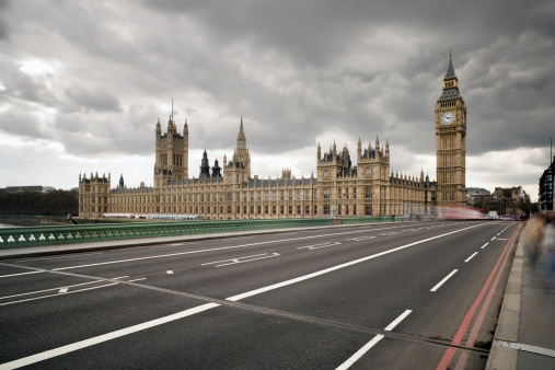 Gothic Style「UK, London, Houses of Parliament, Westminster Bridge」:スマホ壁紙(18)