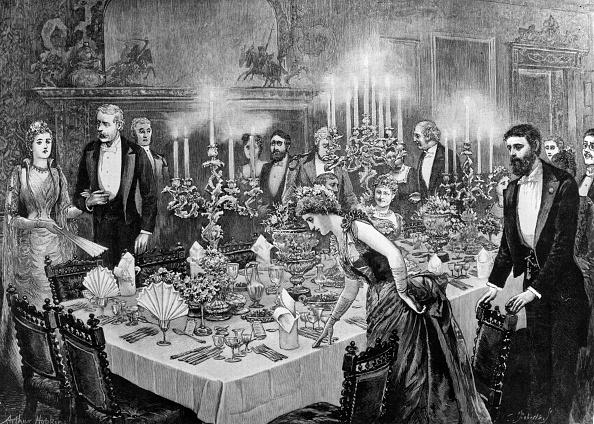 Party - Social Event「Dinner Party」:写真・画像(2)[壁紙.com]