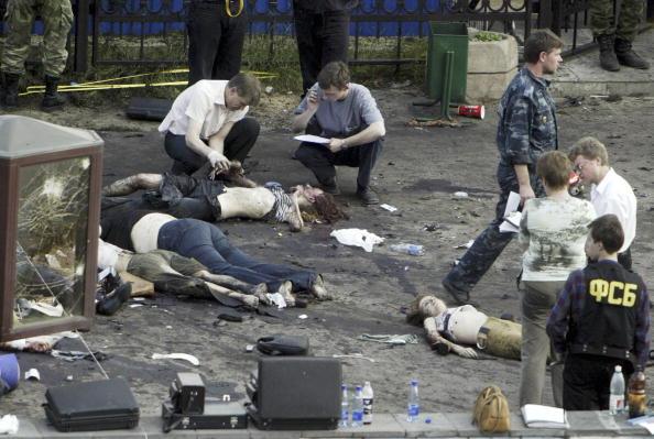 Russia「Suicide Bomb Attacks At Moscow Rock Concert Kill 16 」:写真・画像(7)[壁紙.com]