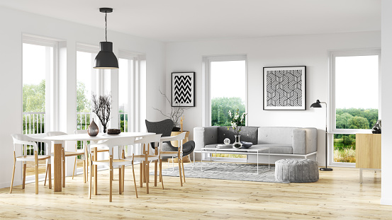 Alternative Lifestyle「Scandinavian interior style」:スマホ壁紙(16)