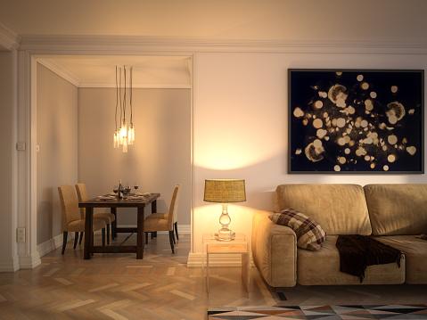 Image「Scandinavian Style Home Interior」:スマホ壁紙(15)
