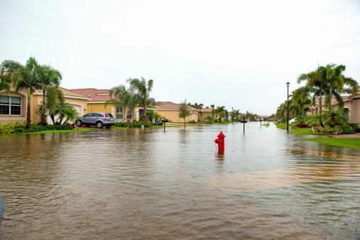 Destruction「Insurance Claim: Flooding from a hurricane」:スマホ壁紙(6)