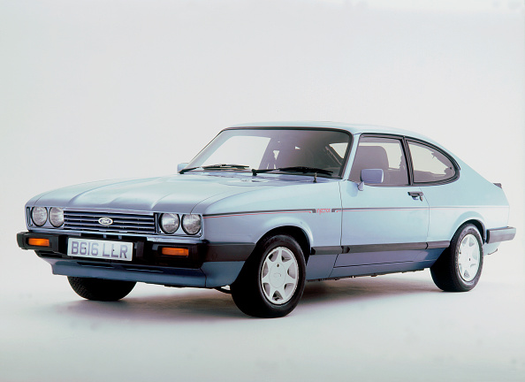 Model - Object「1985 Ford Capri 2.8i」:写真・画像(16)[壁紙.com]