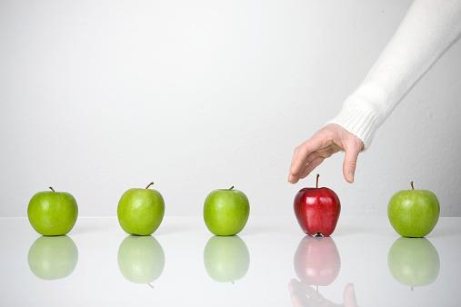 Choosing「Red and green」:スマホ壁紙(11)