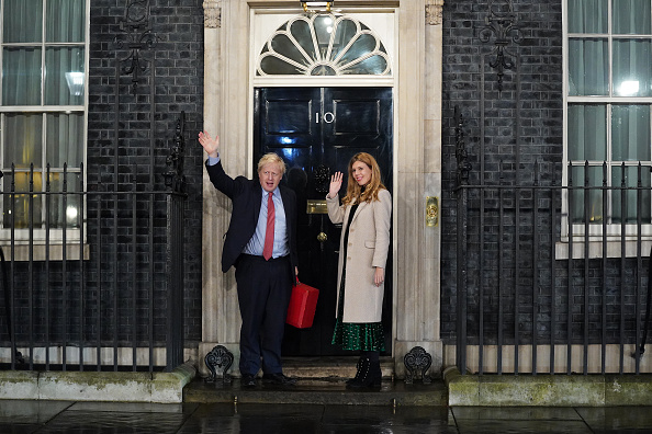 Success「The Conservative Party Win A Clear Majority In The UK General Election」:写真・画像(17)[壁紙.com]