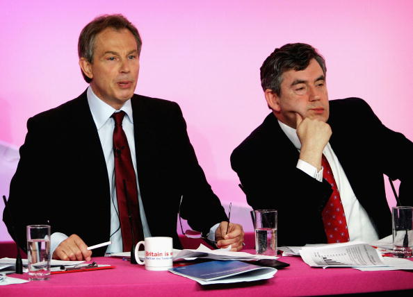Brown「Labour Party Hold Presser On Tory Spending And Budget Plans」:写真・画像(10)[壁紙.com]