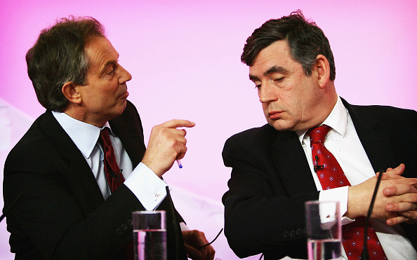 Brown「Labour Party Hold Presser On Tory Spending And Budget Plans」:写真・画像(5)[壁紙.com]