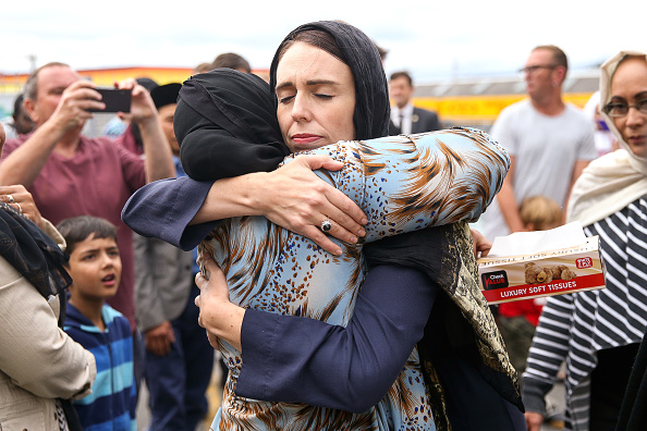 New Zealand「Prime Minister Ardern Lays Wreath And Visits With Islamic Community Leaders At Kilbirnie Mosque」:写真・画像(19)[壁紙.com]