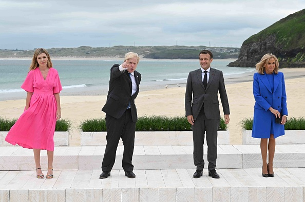 Finance and Economy「Buildup To June's G7 Summit In Carbis Bay」:写真・画像(7)[壁紙.com]