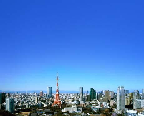 Tokyo Tower「Cityscape Tokyo Tower Skyscraper Architecture」:スマホ壁紙(7)