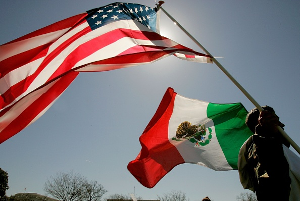 Mexico「Religious Leaders Rally For Immigrant Rights At Capitol」:写真・画像(10)[壁紙.com]