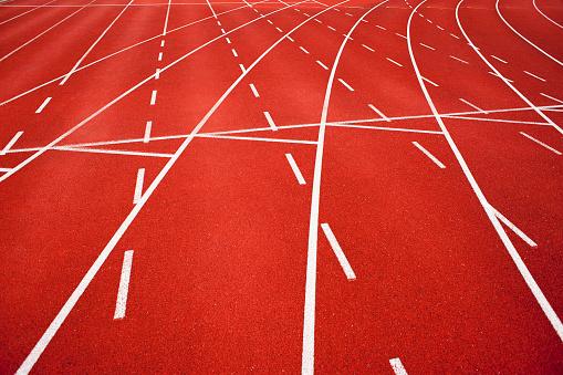 In A Row「Athletics track」:スマホ壁紙(5)